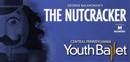 "CPYB's ""The Nutcracker� to Visit Hershey Theatre"