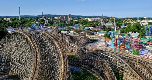 Hersheypark Named 2019 Coaster101 Park Mania Champion