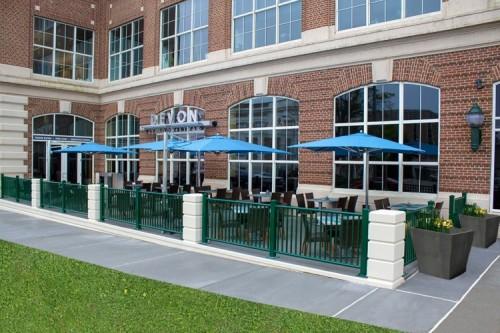 New Patio Now Open at Devon Seafood + Steak in Hershey