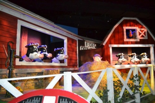 Sweet Fall Fun at Hershey's Chocolate World