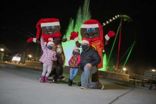 Enjoy Holiday Fun at Hersheypark Christmas Candylane