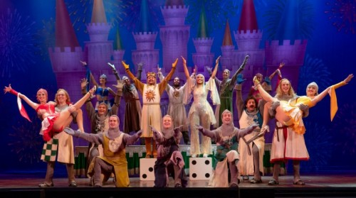 Spamalot arrives at the Hershey Theatre!