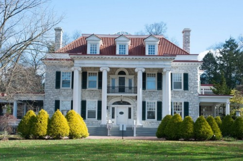 Tour the Beautiful Home of Milton and Catherine Hershey