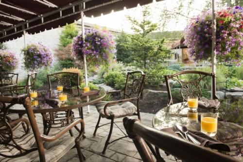 Outdoor Eateries in Hershey, PA