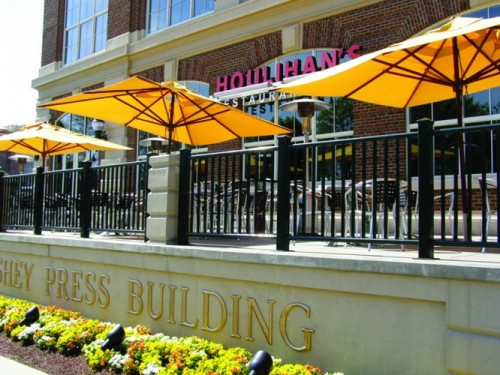COVID-19 safety updates from Houlihan's in Hershey, PA