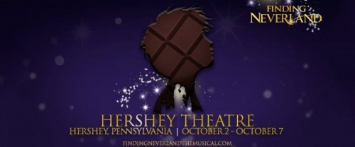 Finding Neverland Begins National Tour in Hershey TONIGHT!