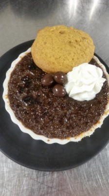 Recipes from Hershey Lodge: Mocha Crème Brûlée