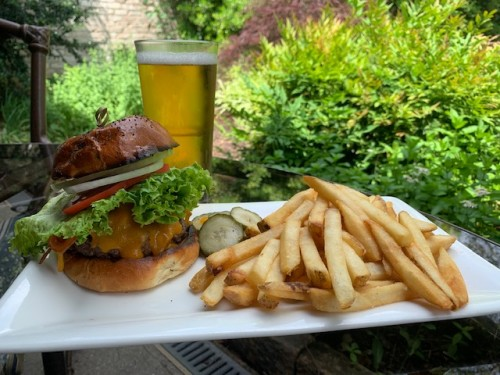 Outdoor Dining Options in Hershey, PA