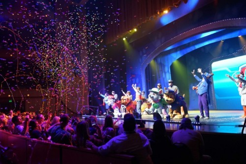 Paw Patrol Live! Actress Former Performer at Hersheypark