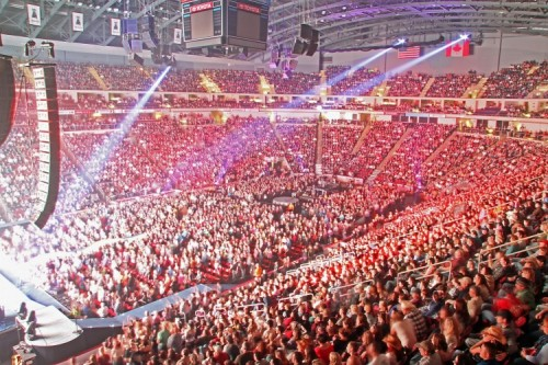 Fall Concerts and Shows at Giant Center and Hershey Theatre