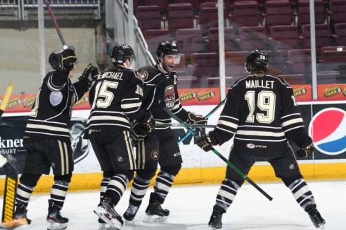 A Mid-Season Check-In with the Hershey Bears Hockey Club