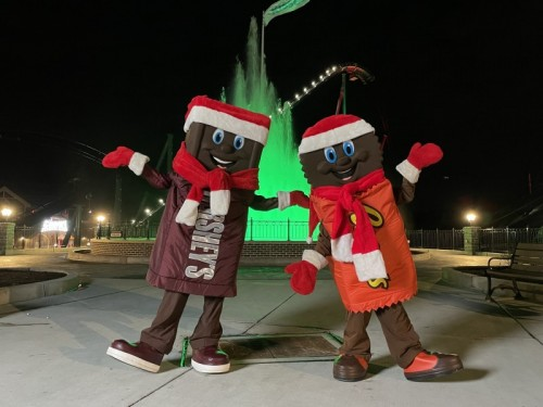 Hersheypark Christmas Candylane Now Open Select Dates Through Jan. 3