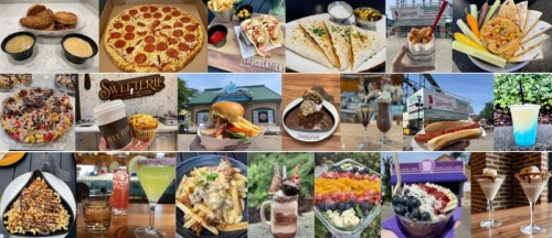 Eat Your Way Through Hersheypark This Summer