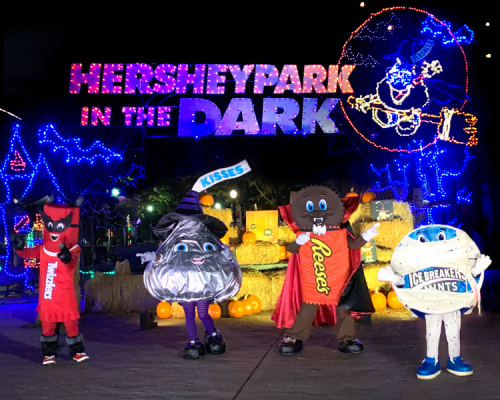 Food Network Show Features Hersheypark September 27