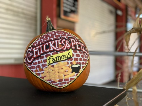 Painted Pumpkin  Scavenger Hunt at Hersheypark