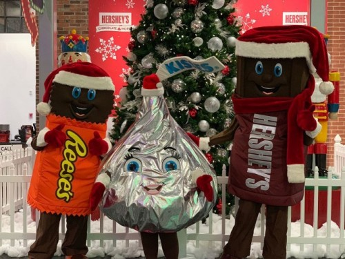 Holiday Happenings at HERSHEY'S CHOCOLATE WORLD