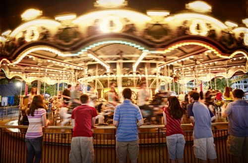 The Carrousel at Hersheypark Marks 100th Anniversary