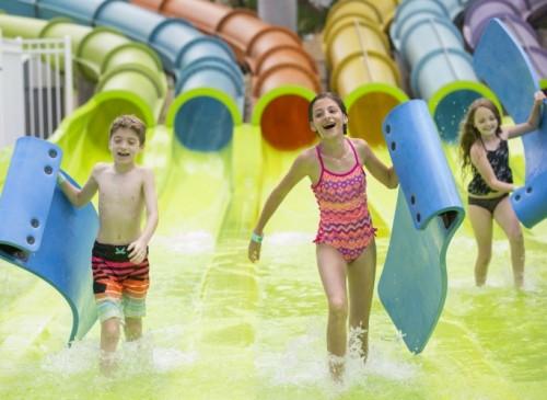 Summer's Last Splash!