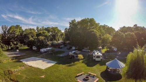 Visiting Hershey this summer? 5 reasons to stay at Hersheypark Camping Resort