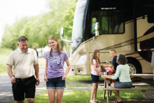 COVID-19 safety updates from Hersheypark Camping Resort