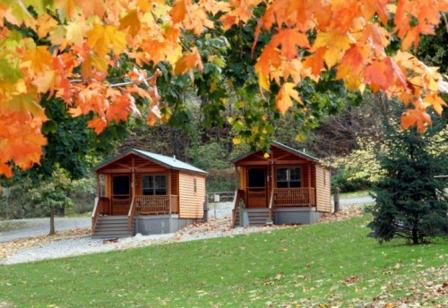 5 reasons to stay at Hersheypark Camping Resort this fall