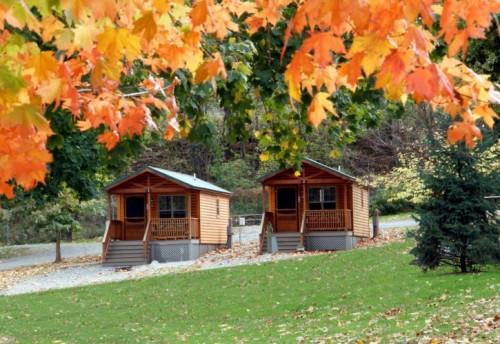 5 reasons to stay at Hersheypark Camping Resort this fall