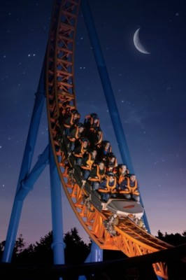 13 Reasons to Visit Hersheypark In The Dark