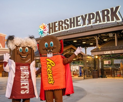 Hersheypark In the Dark Now Open for Halloween 2021
