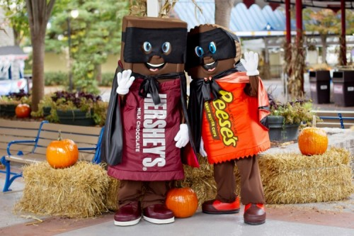 Ready for Fall in Hershey, PA!