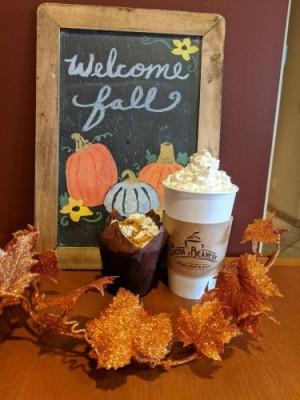 Enjoy Pumpkin Everything Across Hershey, PA!