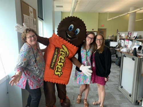 Hershey Entertainment & Resorts Thanks Employees