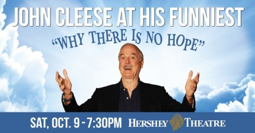 An Evening of Humor with John Cleese at Hershey Theatre