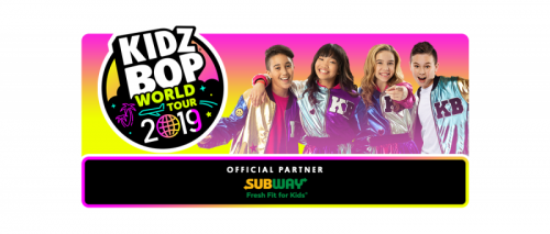 Kidz Bop to Come to Giant Center in Hershey