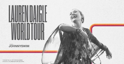 Lauren Daigle First Headlining Arena Tour to Come to Giant Center
