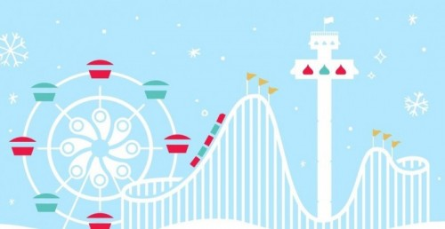 Celebrate the Holidays with Free Hersheypark Printables