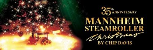 Mannheim Steamroller to Visit Hershey Theatre in 2021