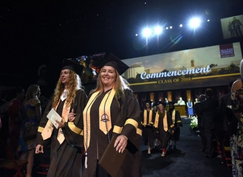 The Class of 2018 Celebrates Infinite Possibilities at Milton Hershey School's 84th Commencement