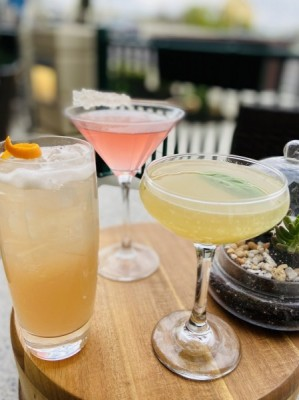 Must-Try Spring Cocktails in Hershey, PA