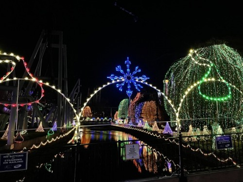 Final Week of Hersheypark Christmas Candylane and Hershey Sweet Lights