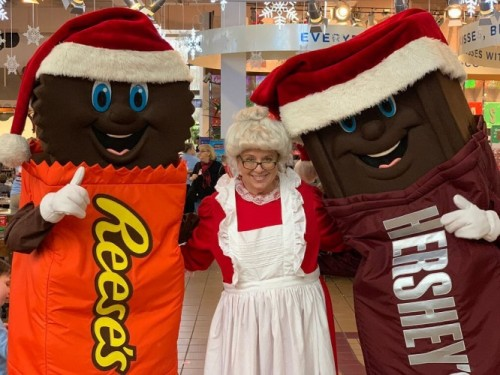 Holiday happenings at Hershey's Chocolate World: 2019