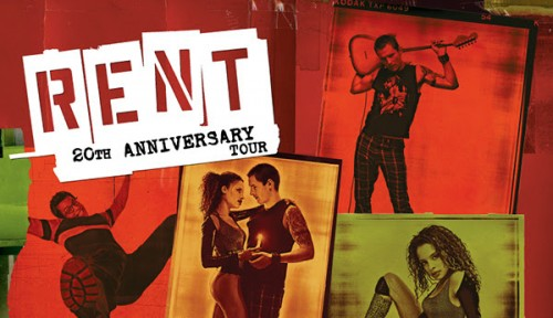 Rent Adds Second Performance at Hershey Theatre