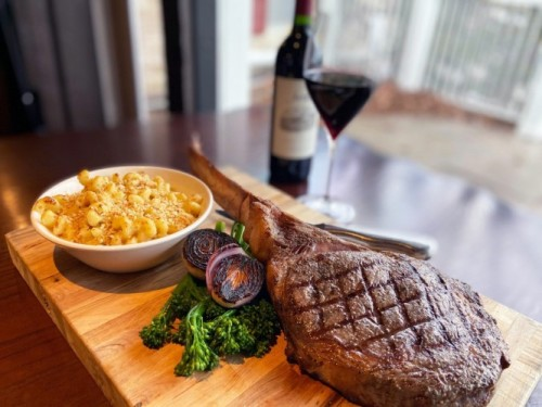 Revelry opens at Hershey Lodge with high-end steaks, chops