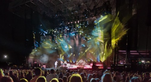 August Entertainment in Hershey