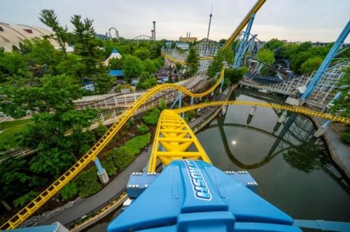 The 15 Coasters of Hersheypark