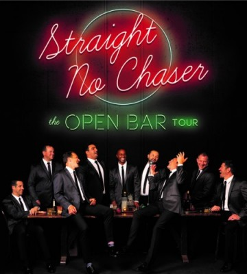 Straight No Chaser Coming to Hershey Theatre