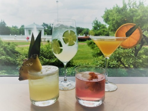Beat the heat with summer cocktails at The Hotel Hershey