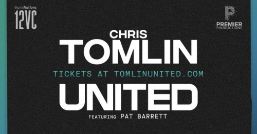Chris Tomlin + UNITED to Stop at GIANT Center on 2022 Tour