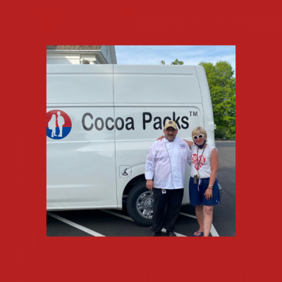 HE&R Partners with Cocoa Packs on Food Rescue Program