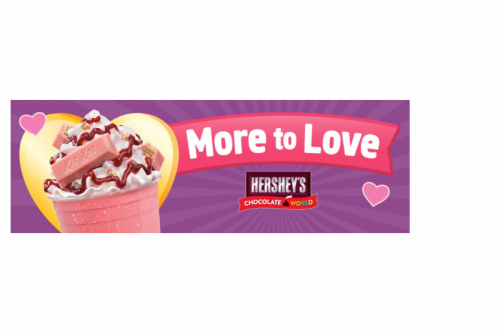 Chocolate-Covered February at HERSHEY'S CHOCOLATE WORLD Attraction