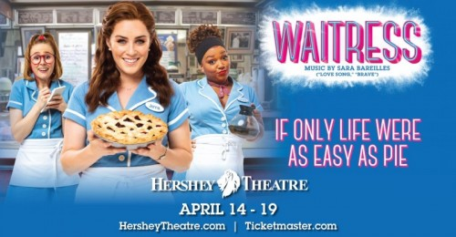 Hershey Theatre Seeks Young Female Child Actress for WAITRESS on Tour